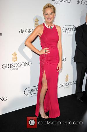 Sharon Stone - The 67th Annual Cannes Film Festival - de Grisogono 'Fatale In Cannes' party at Hotel du Cap-Eden-Roc...