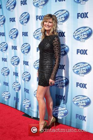 Jennifer Nettles - Celebrities attend Fox's 'American Idol' XIII Finale at Nokia Theatre L.A. Live - Los Angeles, California, United...