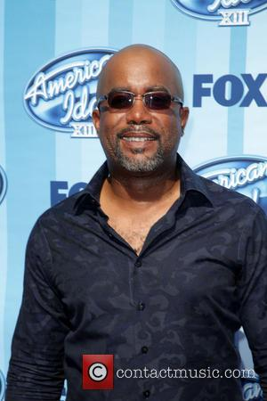 Darius Rucker - Celebrities attend Fox's 'American Idol' XIII Finale at Nokia Theatre L.A. Live - Los Angeles, California, United...