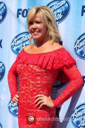 Mary Murphy - American Idol Season 13 Finale - Arrivals and Press Room - Los Angeles, California, United States -...