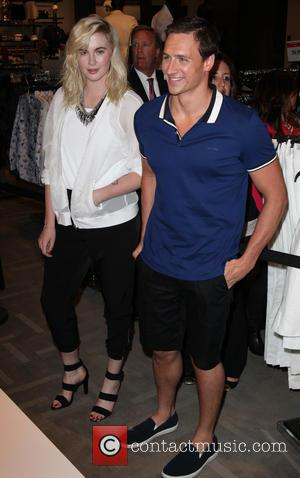 Ireland  Basinger-baldwin and Ryan Lochte