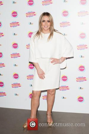 Patsy Kensit - Lorraine High Street Fashion Awards held at Vinopolis - Arrivals. - London, United Kingdom - Wednesday 21st...