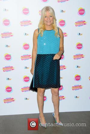 Gabby Roslin - Lorraine High Street Fashion Awards held at Vinopolis - Arrivals - London, United Kingdom - Wednesday 21st...