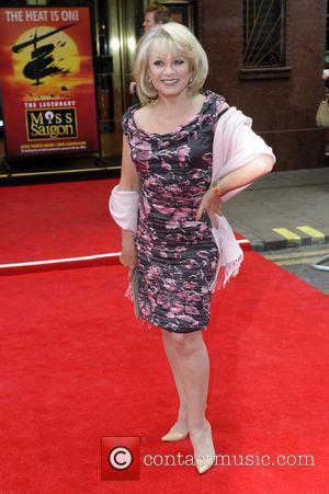Elaine Paige - Miss Saigon Press Night at the Prince Edward Theatre - Arrivals - London, United Kingdom - Wednesday...