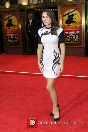 Samantha Barks - Miss Saigon Press Night at the Prince Edward Theatre - Arrivals - London, United Kingdom - Wednesday...