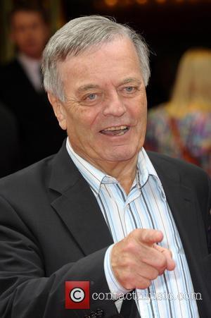 Tony Blackburn - Miss Saigon Press Night at the Prince Edward Theatre - Arrivals - London, United Kingdom - Wednesday...
