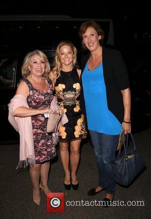 Elaine Paige, Sarah Hadland and Miranda Hart