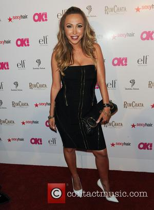 Diana Madison - OK! Magazine's annual 'SO SEXY' event held at Lure Patio - Arrivals - Hollywood, California, United States...
