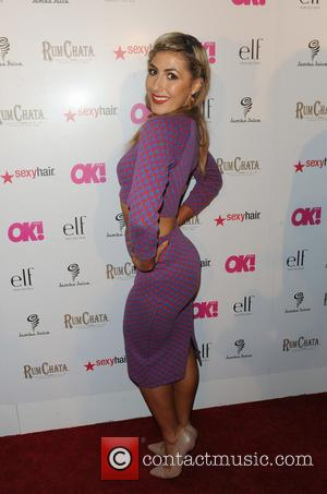 Emma Slater - OK! Magazine's annual 'SO SEXY' event held at Lure Patio - Arrivals - Hollywood, California, United States...