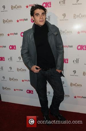 RJ Mitte - OK! Magazine's annual 'SO SEXY' event held at Lure Patio - Arrivals - Hollywood, California, United States...