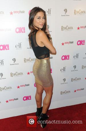 Arianny Celeste - OK! Magazine's annual 'SO SEXY' event held at Lure Patio - Arrivals - Hollywood, California, United States...