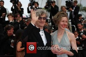 Wim Wenders and wife Donata Wenders - The 67th Annual Cannes Film Festival - The Search - Premiere - Cannes,...