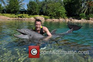 John Terry - Discovery Cove is an all inclusive sandy tropical oasis offering the once-in-a-lifetime opportunity to swim with dolphins,...