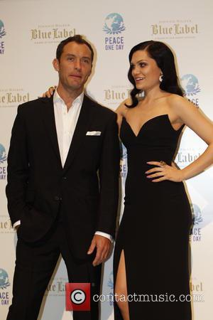 Jude Law and Jessie J - Peace One Day Monaco Gala in support of Peace One Day's Education work in...