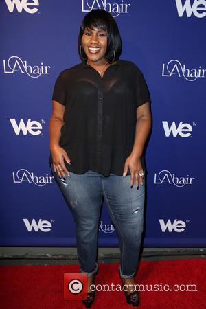 Kelly Price - WE tv's L.A. Hair Season 3 Premiere Event - Arrivals - Santa Monica, California, United States -...