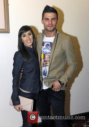 Aljaz Skorjanec and Janette Manrara - West End Eurovision - 7th MAD Trust HIV/AIDS charity night - London, United Kingdom...