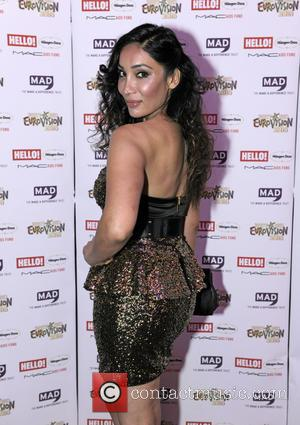 Sofia Hayat - West End Eurovision - 7th MAD Trust HIV/AIDS charity night - London, United Kingdom - Thursday 22nd...