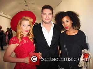 Paloma Faith, Christian Contini and Pinky Tesfay