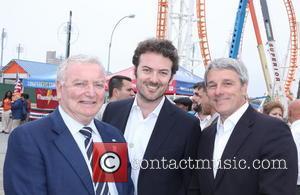 Alberto Zamperla, Guest and Valerio Ferrari