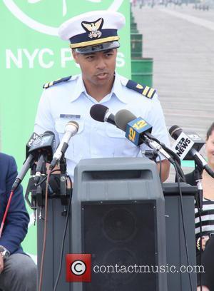 U.s. Coast Guard and Lt Felix Ceballos