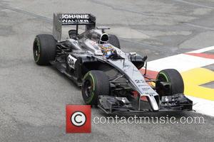 Jenson BUTTON - Jenson BUTTON, GBR, Start Nr. 22, McLAREN,   Team McLaren Mercedes, McLaren, MP4-29, Mercedes-Benz PU106A Hybrid,...