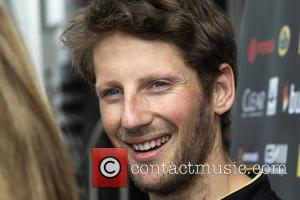 Romain GROSJEAN - Romain GROSJEAN, FRA, Start Nr. 8, LOTUS, Team Lotus F1, Lotus E22, Renault Energy F1 2014, -...
