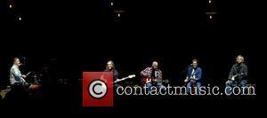 Don Henley, Glenn Frey, Bernie Leadon, Joe Walsh and Timothy B. Schmit