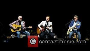 Don Henley, Glenn Frey and Bernie Leadon