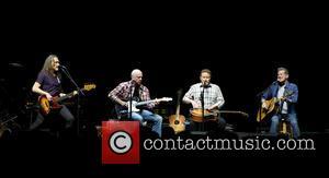 Don Henley, Glenn Frey, Bernie Leadon and Timothy B. Schmit