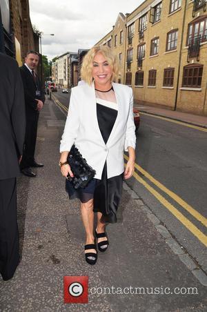 Brix Smith-Start - Natwest UK Fashion & Textile Awards 2014 at Tobacco Docks - London, United Kingdom - Thursday 22nd...