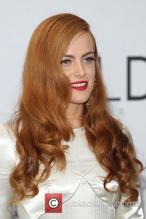 Riley Keough - AmFar's 21st Cinema Against Aids Gala - Arrivals - London, United Kingdom - Thursday 22nd May 2014