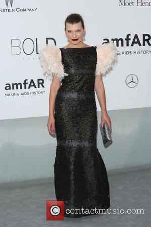 Milla Jovovich - amfAR 21st Annual Cinema Against AIDS during the 67th Cannes Film Festival at Hotel du Cap-Eden-Roc -...
