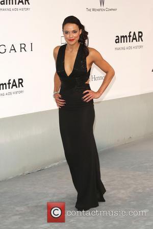 Michelle Rodriguez - amfAR 21st Annual Cinema Against AIDS during the 67th Cannes Film Festival at Hotel du Cap-Eden-Roc -...