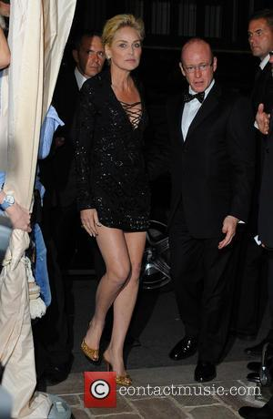 Sharon stone - The 67th Annual Cannes Film Festival - Roberto Cavalli Boat Party - CANNES, France - Thursday 22nd...
