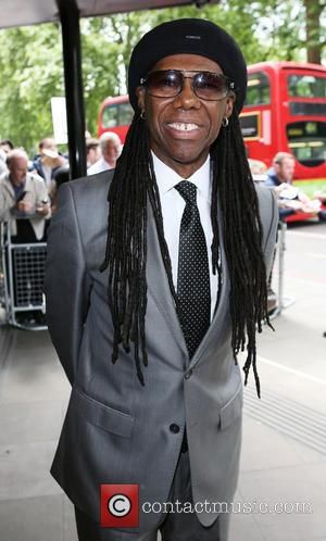 Nile Rodgers - The 2014 Ivor Novello Awards at the Grosvenor House Hotel - London, United Kingdom - Thursday 22nd...