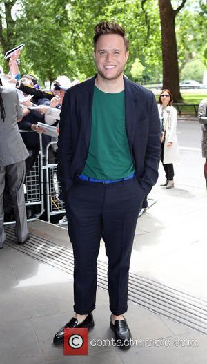 Olly Murs - The 2014 Ivor Novello Awards at the Grosvenor House Hotel - London, United Kingdom - Thursday 22nd...