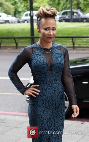 Emeli Sande - The 2014 Ivor Novello Awards at the Grosvenor House Hotel - London, United Kingdom - Thursday 22nd...