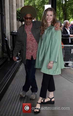 Don Letts - The 2014 Ivor Novello Awards at the Grosvenor House Hotel - London, United Kingdom - Thursday 22nd...