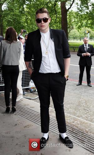 John Newman - The 2014 Ivor Novello Awards at the Grosvenor House Hotel - London, United Kingdom - Thursday 22nd...
