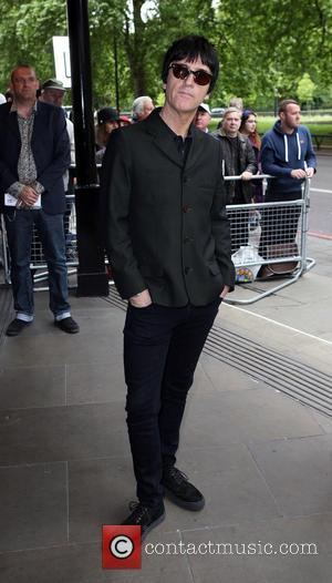 Johnny Marr - The 2014 Ivor Novello Awards at the Grosvenor House Hotel - London, United Kingdom - Thursday 22nd...