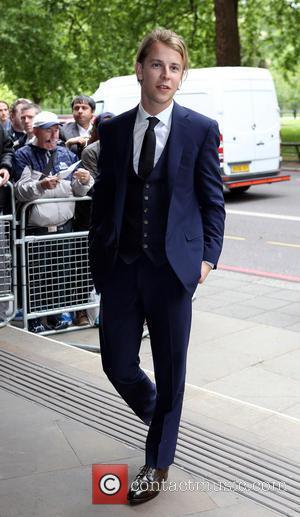 Tom Odell - The 2014 Ivor Novello Awards at the Grosvenor House Hotel - London, United Kingdom - Thursday 22nd...