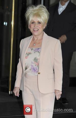 Barbara Windsor - Ivor Novello Awards at the Grosvenor House Hotel, Park Lane, London - London, United Kingdom - Thursday...
