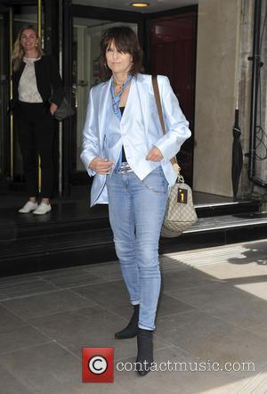 Chrissie Hynde - Ivor Novello Awards at the Grosvenor House Hotel, Park Lane, London - London, United Kingdom - Thursday...