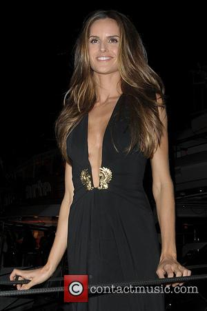 Izabel Goulart - Izabel Goulart on Roberto Cavalli Boat Party - Cannes, France - Thursday 22nd May 2014