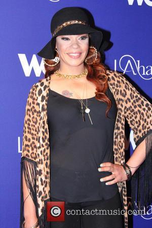 Faith Evans - WE tv's L.A. Hair Season 3 Premiere Event - Arrivals - Santa Monica, California, United States -...