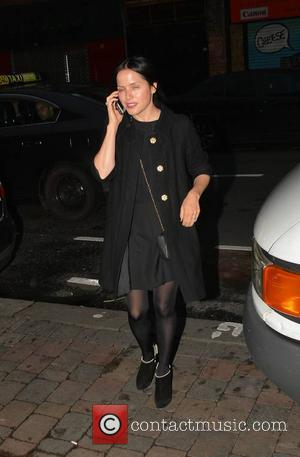 Andrea Corr - Andrea Corr, Pat Kenny and Lisa Duffy were spotted at popular Thai restuarant Opium on Wexford Street...