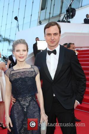 Lars Eidinger and Nora von Waldstaetten