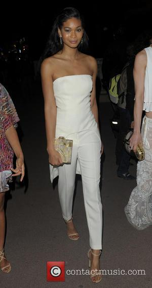 Chanel Iman - Chanel Iman out and about in Cannes - Cannes, France - Friday 23rd May 2014