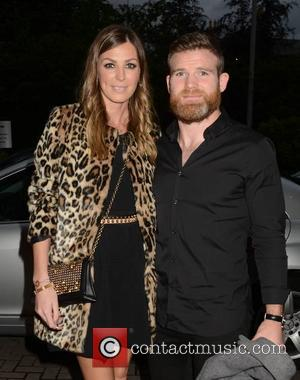 Aoife Cogan & Gordon Darcy - Jonah Hill among celebrities to arrive for The Late Late Show at RTE Studios...