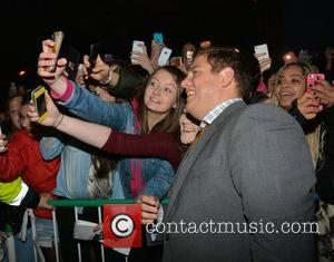 Jonah Hill - Jonah Hill among celebrities to arrive for The Late Late Show at RTE Studios - Outside Arrivals...